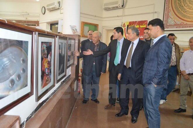 Vietnam photo exhibition week starts in Egypt