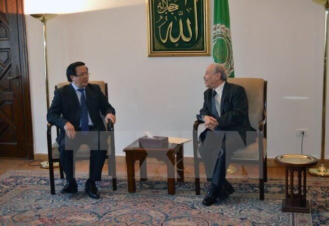 Vietnam, Egypt boost bilateral cooperation