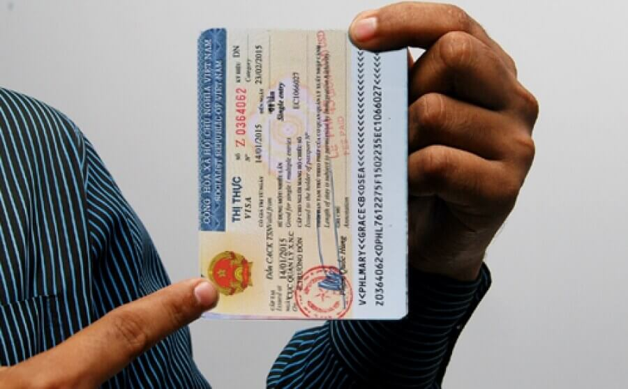 Vietnam visa extension for Egypt