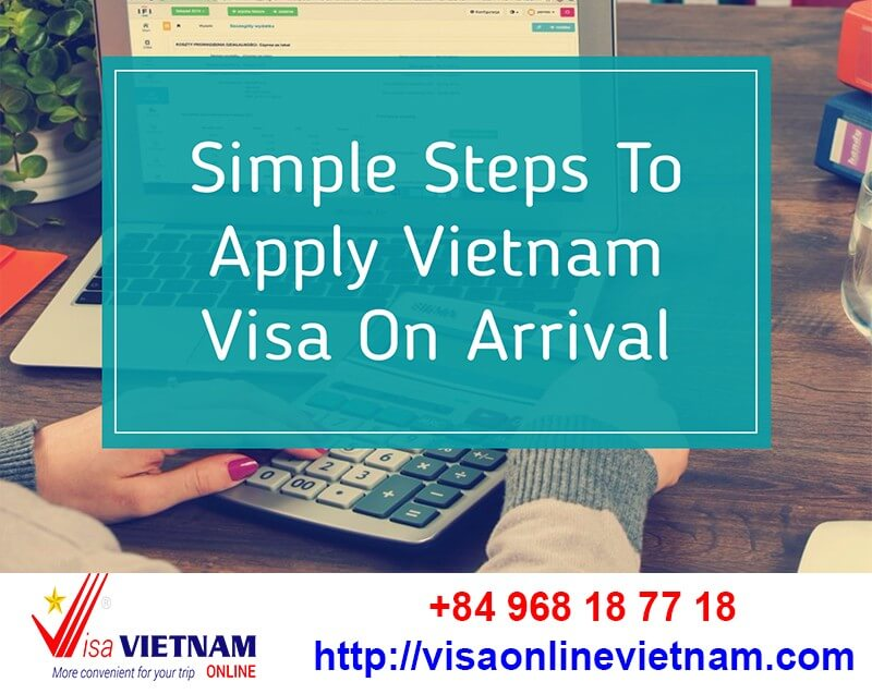 Vietnam visa on arrival for Egypt