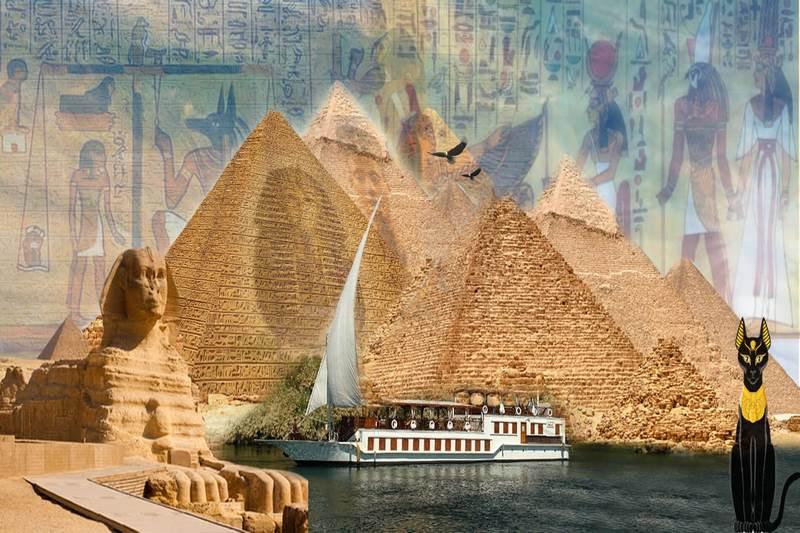 5 điểm du lịch nổi tiếng tại Ai Cập