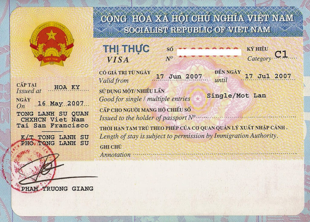 Emergency Vietnam Visa in Egypt