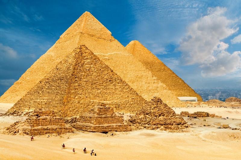 Kim Tự Tháp - Một trong 7 kỳ quan của thế giới