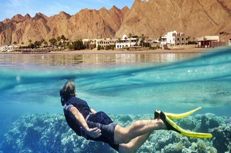 Lặn biển tại Sharm el-Sheikh