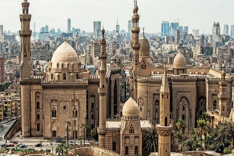 Thủ đô Cairo sầm uất của Ai Cập