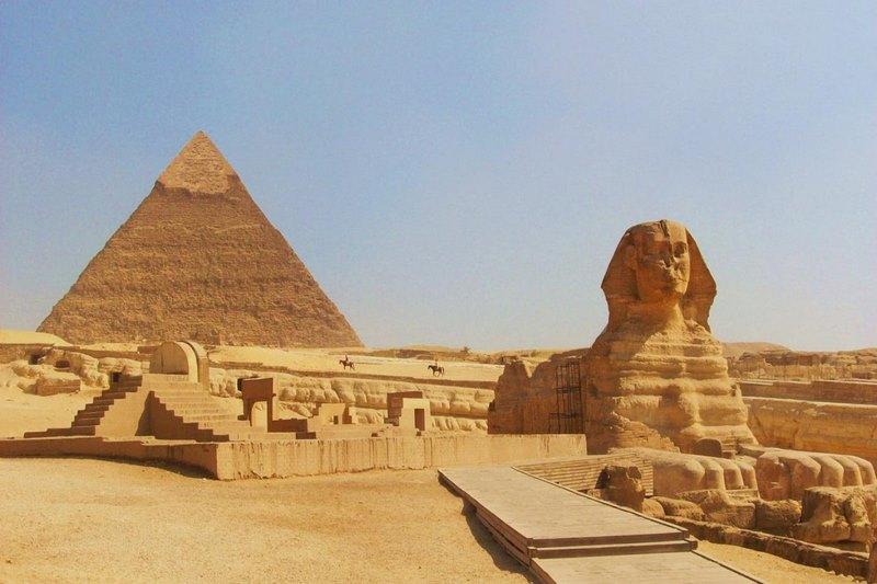 Kim Tự Tháp Ai Cập - Một trong những kì quan thế giới cổ đại