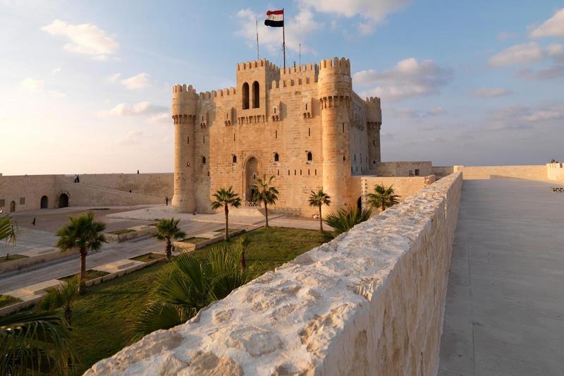 Lâu đài Alexandria