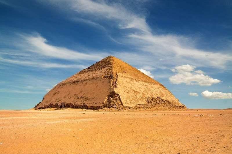Kim Tự Tháp tại Dahshur