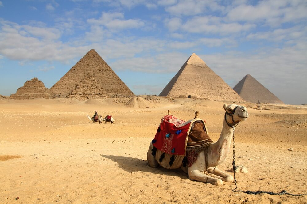 kinh nghiệm xin Visa Ai Cập tự túc