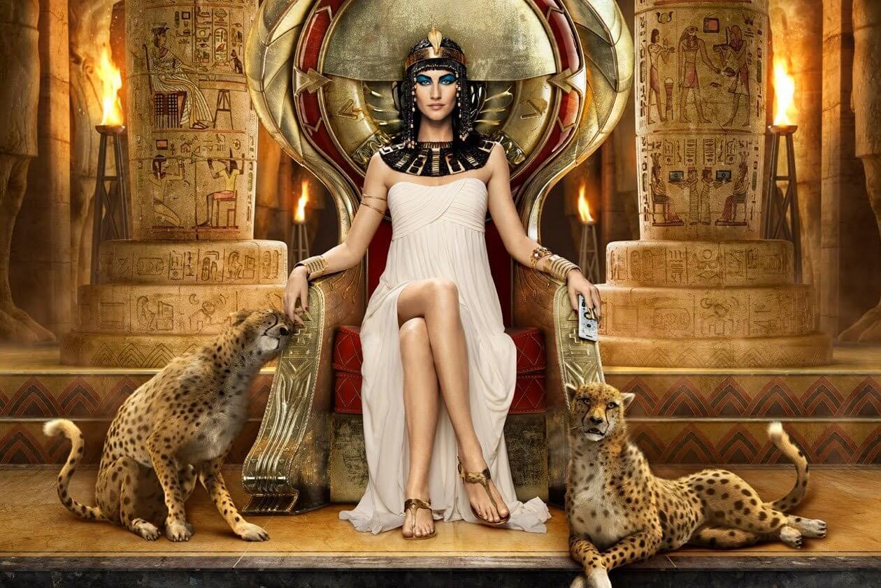 Nữ Hoàng Ai Cập Cleopatra và những bí ẩn của người phụ nữ quyền lực nhất