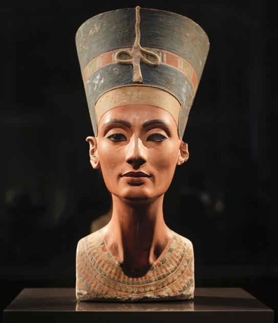 Bí ẩn về nữ hoàng Nefertiti trong lịch sử ai cập cổ đại