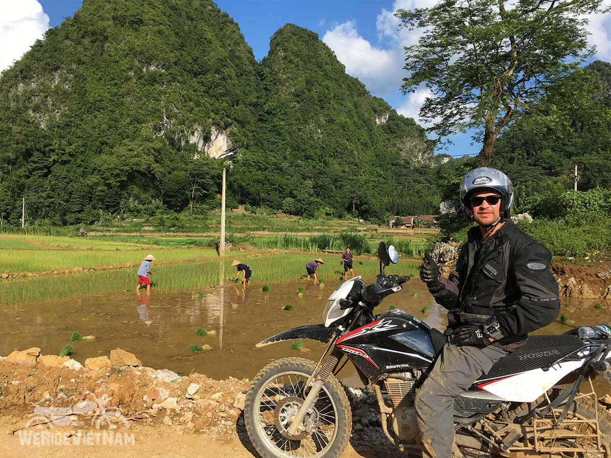 Northern Vietnam Motorbike Tours