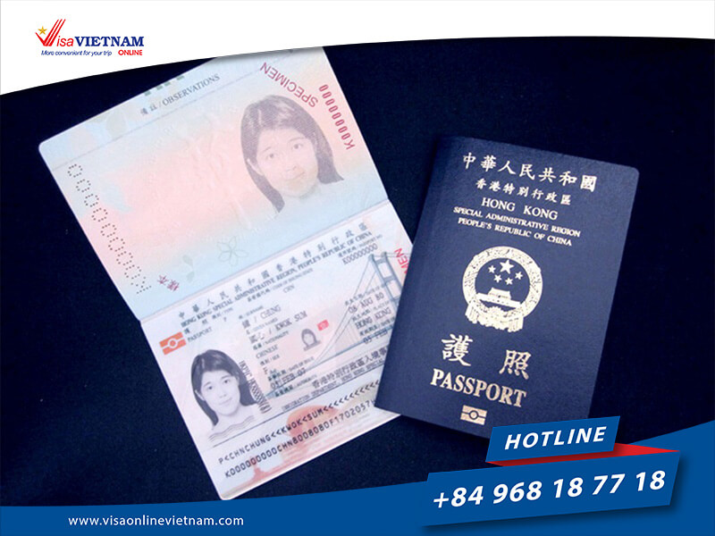 Getting Vietnam Tourist Visa in Hong Kong in a minute