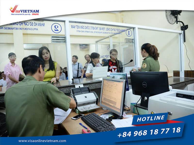 Vietnam visa extension in Hong Kong