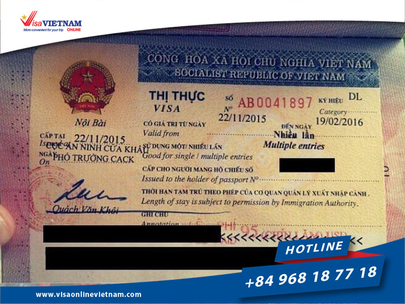 How to get Vietnam visa on Arrival from Tunisia?