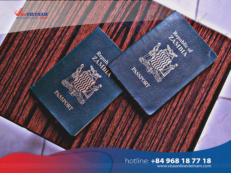 How to apply for Vietnam visa on Arrival in Zambia?